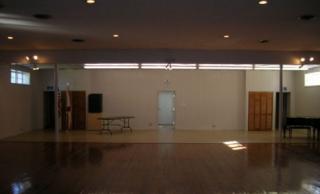 empty room inside city hall