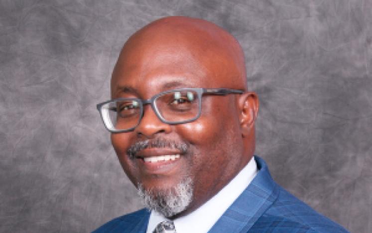 Photo of Dr. Alvin B. Jackson Jr.