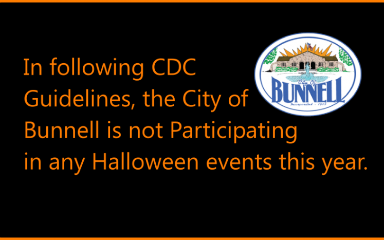 No Halloween in Bunnell